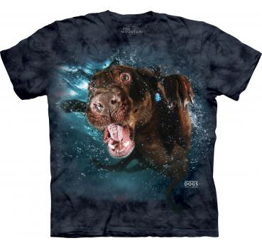The Mountain Underwater Hodge T-Shirt