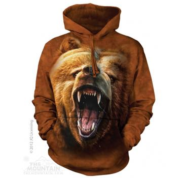 The Mountain Kapuzensweater Grizzly Growl Hoodie