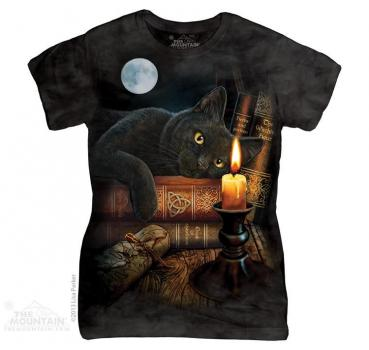 The Mountain Batik The Witching Hour Damen T-Shirt
