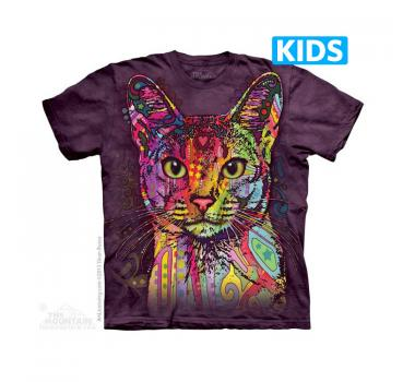 The Mountain Kids T-Shirt Abyssinian