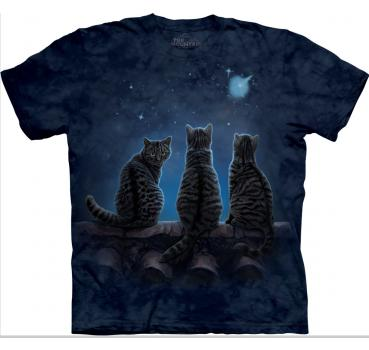 The Mountain T-Shirt Wish Upon a Star