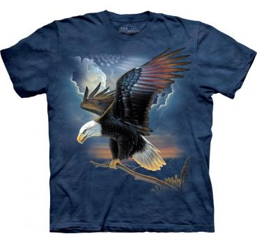 The Mountain T-Shirt The Patriot