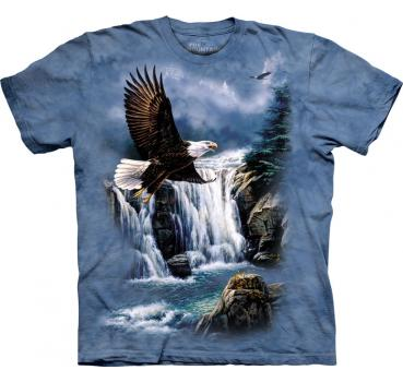 The Mountain T-ShirtMajestic Flight