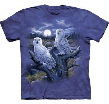 The Mountain T-Shirt Snowy Owls