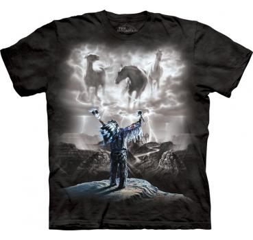 The Mountain T-Shirt Summoning the Storm