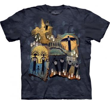 The Mountain T-Shirt Flight of the Shaman
