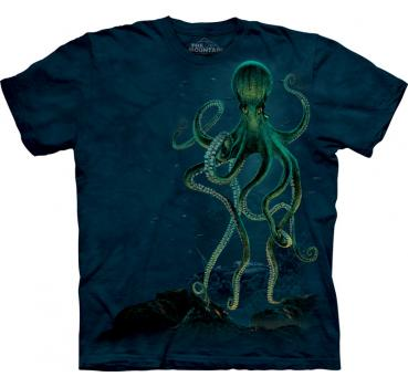 The Mountain T-Shirt Octopus