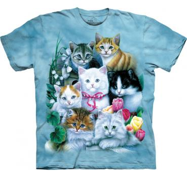 The Mountain T-Shirt Kittens