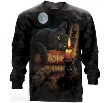 The Mountain Langarm T-Shirt The Witching Hour