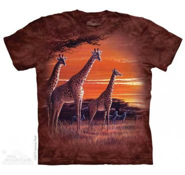 The Mountain Sundown T-Shirt