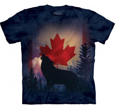 The Mountain T-Shirt Canadian Howl