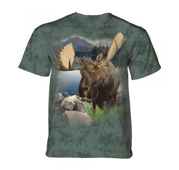 The Mountain T-Shirt Monarch of the Forest