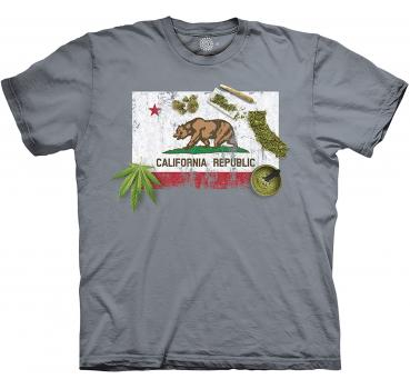 The Mountain T-Shirt California