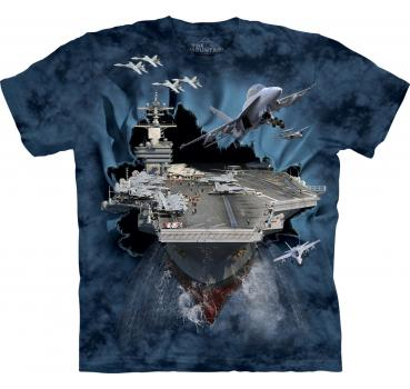 The Mountain T-Shirt Aircraft Carrier