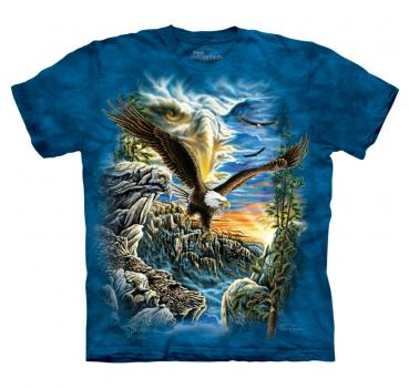The Mountain T-Shirt Find 11 Eagles