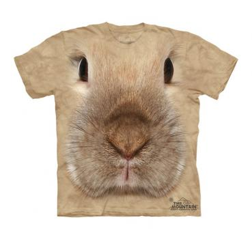 The Mountain Kids T-Shirt Bunny Face