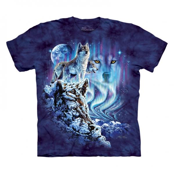 The Mountain T-Shirt Find 10 Wolfes